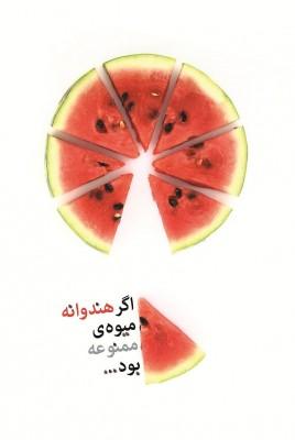 کتاب اگر هندوانه میوه ممنوعه بود یک داستان طنز از سفر زیارتی آموزشی دانش آموزان نخبه موسسه شهید کاظمی به مشهد مقدس