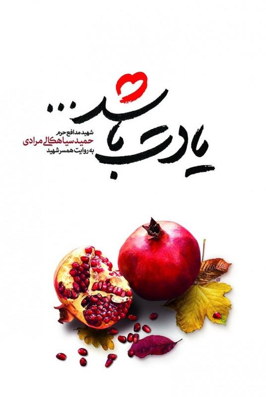 عاشقانه ترین کتاب مدافعان حرم